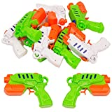 #8: Boley 10 Pack Super Water Soaker Gun- Easy to Fill Water Guns - Great As Party Favors For Any Summer Party, Pool Party or Birthday Party