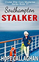 """Within days of docking in Southampton, a """"Siren of the Seas"""" crewmember disappears while onshore.  After witnessing a disturbing scene, Millie suspects foul play, but can she prove it before it's too late? Read all of Hope Callaghan's Cruise..."""