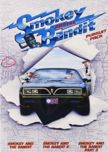 DVD : Smokey and the Bandit Pursuit Pack (Widescreen, Digipack Packaging)