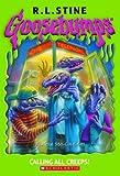 Goosebumps #50: Calling All Creeps!