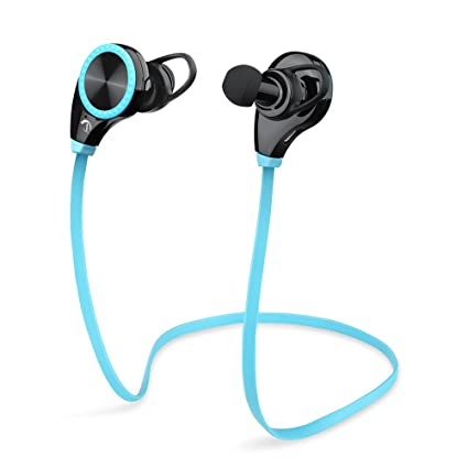 VIYAO Wireless Bluetooth Sport Headphone with/Mic for Running Stereo Earbuds Headset Earphones for Apple