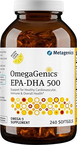 Metagenics - OmegaGenics EPA-DHA 500, 240 -