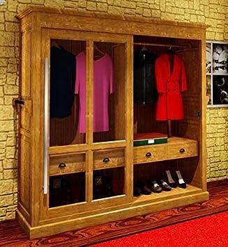 Casa Padrino Luxus Kleiderschrank B 226 X H 220 Cm Haute Couture