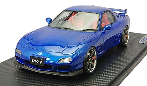 1/18 Mazda RX-7 (FD3S) Sprit R Type A(ブルー) IG0201