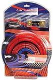 American Bass AK1/0 Amplifier Wiring Kit 0 Gauge American Bass
