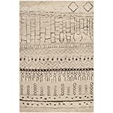 Cheap Safavieh Tunisia Collection TUN1711-BEG Beige Area Rug, 3 feet by 5 feet (3′ x 5′)
