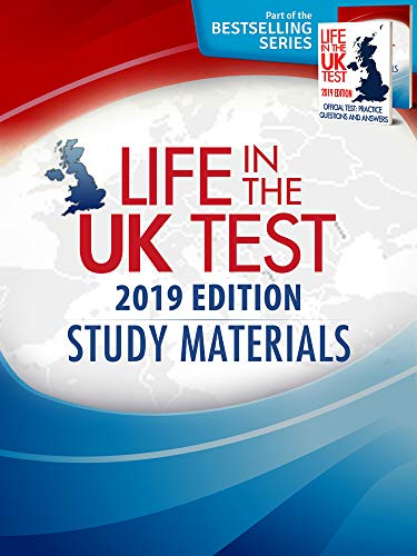 Life in the UK Test (2019 Edition): Complete Official Study -