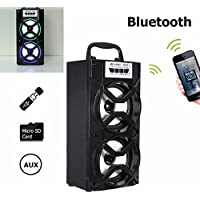 Ms-147Bt Portable Outdoor Bluetooth Wireless Super Bass Speaker