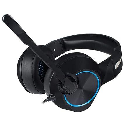 NOCTIC - Auriculares de Juego estéreo para PS4, Pro, Xbox One S ...