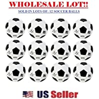 iGifts Inc. Official Soccer Balls Size 5 Wholesale Bulk...