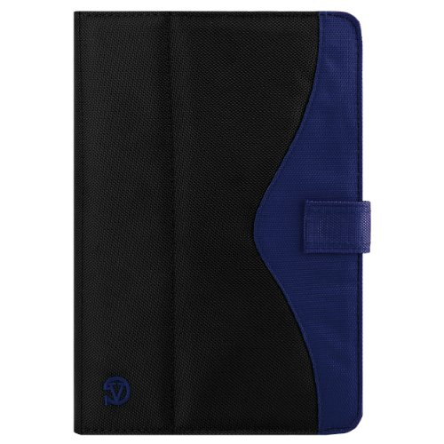 Premium Stand Folio Case Ultra Lightweight Slim Protective Cover for AT&T Trek 2 HD/LG G Pad X 8.0/Asus T101HA/Acer B3-A30