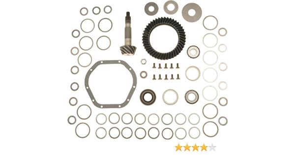New 706017-5X Dana Spicer 44 Ring /& Pinion Kit Ratio 4.09