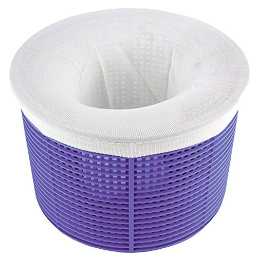 Petift 10-Pack Pool Skimmer Socks, Filter Savers for Baskets and Skimmers,Ultrafine Fine Mesh Material Screen Sock Liner to Protect Your Filters,Removes Debris, Leaves, Oil, Pollen, Bugs, Scum & More!