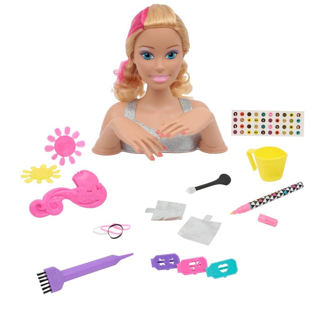 Giochi Preziosi Barbie - Flip and Reveal Busto Deluxe, 19 Piezas BAR19000: Amazon.es: Juguetes y juegos