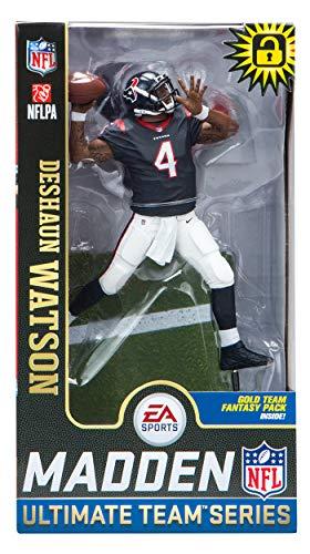 McFarlane Toys EA Sports Madden NFL 19 Ultimate Team Deshaun Watson Houston Texans