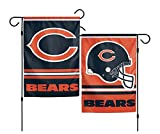 NFL Chicago Bears 2-Sided Garden Flag, 12 x 18-inches