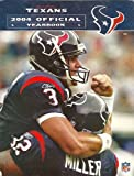 Houston Texans 2004 Official Yearbook. 224-pages.