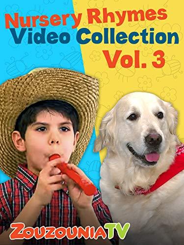 Nursery Rhymes Video Collection Volume 3 | Zouzounia TV