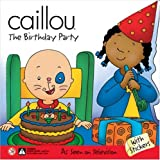 Caillou Birthday Party (Scooter)