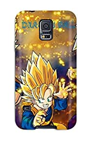 Faddish Goku And Gohan Case Cover For Galaxy S5 5563284K45308728