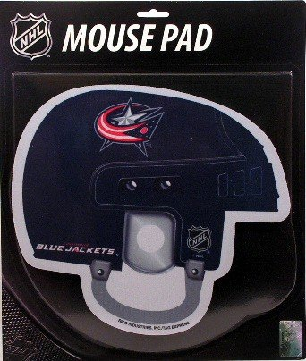 NHL Columbus Blue Jackets Mouse Pad