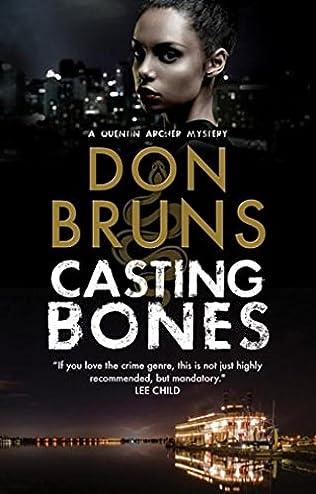 book cover of Casting Bones