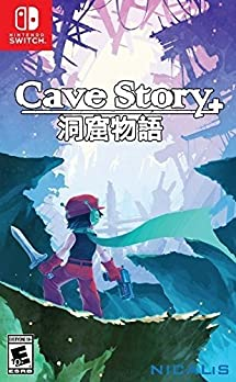 Cave Story+   Nintendo Switch by Nicalis