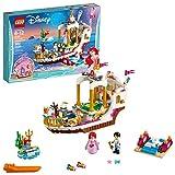LEGO Barco Real de Ceremonias de Ariel Juguete de Construccion para Niños