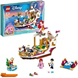 LEGO Disney Princess Ariel's Royal Celebration Boat 41153 Building Kit (380 Piece)