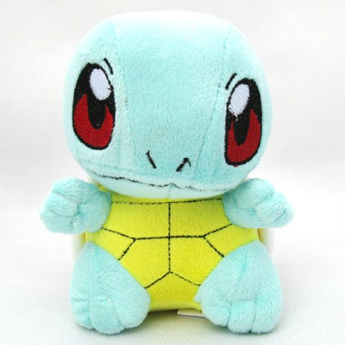 Squirtle Pokemon 6' Plush Doll Toy GLOBAL EXPORTS.INC. 7616503920146