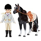 Lottie Doll Set Pony Pals, Set with Horse Dolls| Best Fun Gift for empowering Kids Ages 3 & up