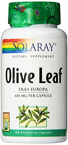 olive leaf extract solaray - 4