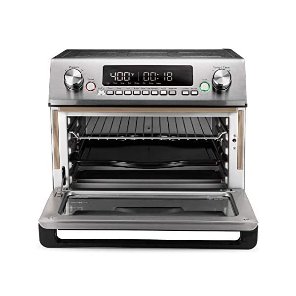 Instant Omni Plus Air Fryer Toaster Oven 11 in 1, 26L, Rotisserie, Reheat Pizza, XL 3