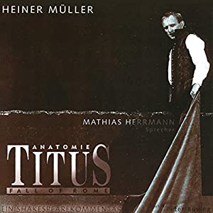 Anatomie Titus Hörbuch