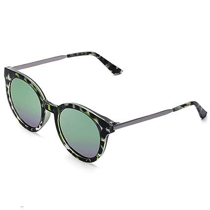 f174866a4f YJ Gafas de sol Gafas de sol: protección UV, personalidad moderna, retro,  simple y exquisito, ...
