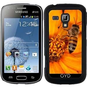 Funda para Samsung Galaxy S Duos S7562 - Abeja En La Flor De Naranja by loki1982