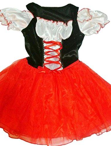 Eyekepper Children Little Red Riding Hood princess dresses