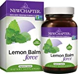Best New Chapter Immune Systems - New Chapter Lemon Balm Force, 30 Veg Caps Review