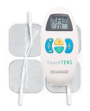 TensCare 5033435110322 Touch Tens - Electroestimulador antidolor