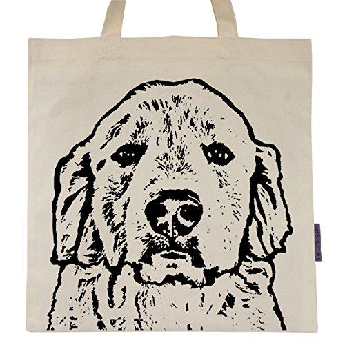 Wilson the Great Pyrenees Tote Bag by Pet Studio Art ()