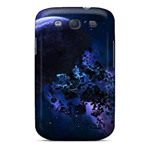 New Arrival Space Asteroids UPC12453pMCb Cases Covers/ S3 Galaxy Cases wangjiang maoyi by lolosakes