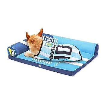 A&N Cama para Mascotas Cama De Perro Cama De Dormir para Gatos Desmontable Resistente Al Agua
