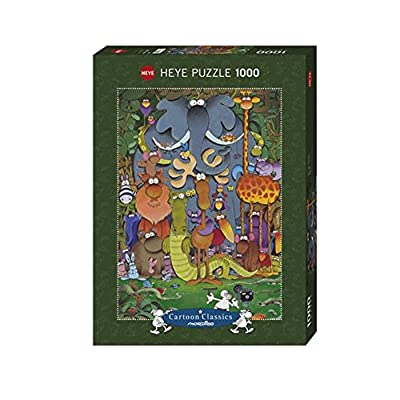 Heye Mordillo Puzzle Fotografia 1000 Pezzi 29284