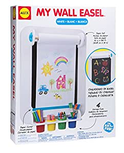 ALEX Toys Artist Studio My Wall Easel White