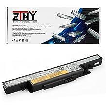 ZTHY® 6400mah/72wh Battery for Lenovo Ideapad Y400 Y410 Y490 Y500 Y510 Y590 L11s6r01 L11l6r02 L12l6e01 L12s6a01 L12s6e01 3icr19/65-2 3inr19/66-2