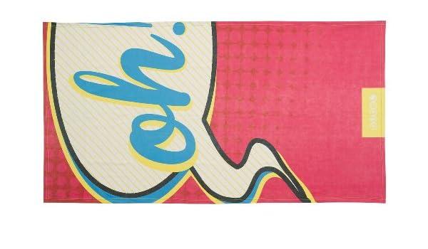 Bubel S130000017 Popart - Toalla de playa (173 x 92 cm): Amazon.es: Hogar