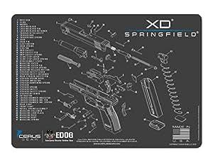 Amazon com : EDOG Springfield Armory XD Cerus Gear Schematic
