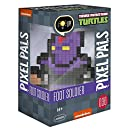 PDP Pixel Pals Teenage Mutant Ninja Turtles Foot Soldier Collectible Lighted Figure, 878-037-NA-FOOT
