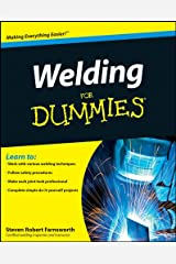 Welding For Dummies Kindle Edition
