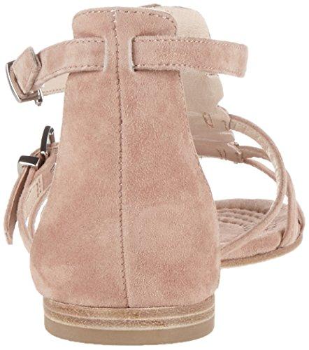 Kennel und Schmenger Schuhmanufaktur Women's Elle Sandals Beige (Rosette/Topaz-multi) BTWcDa